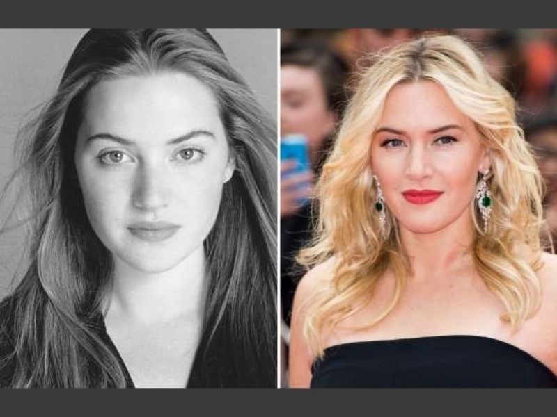 Kate Winslet'in Eski Hali