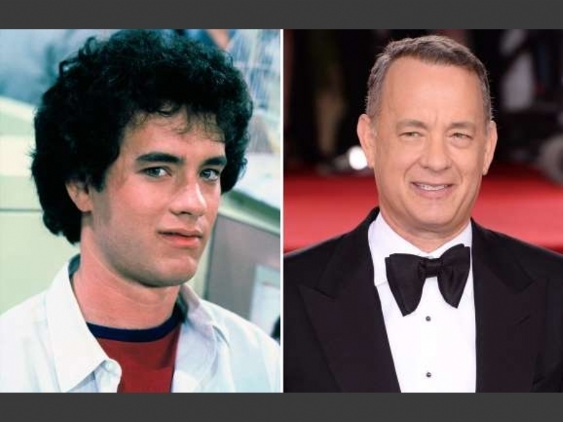 Tom Hanks'in Eski Hali